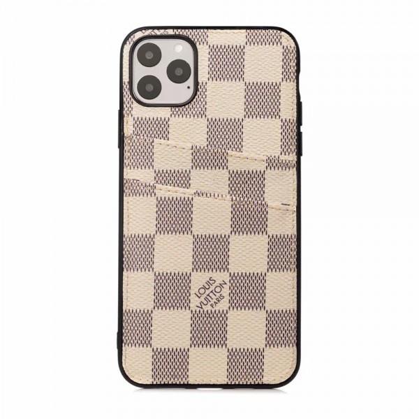 ルイ ヴィトン/LV iphone 11/11 Pro Max/SE2ケース バーバリー/Burberry アイフォン xs/x/8/7ケース グッチ Galaxy S20/S10 Plus/Note10ケース ファッションカードポケットが付き