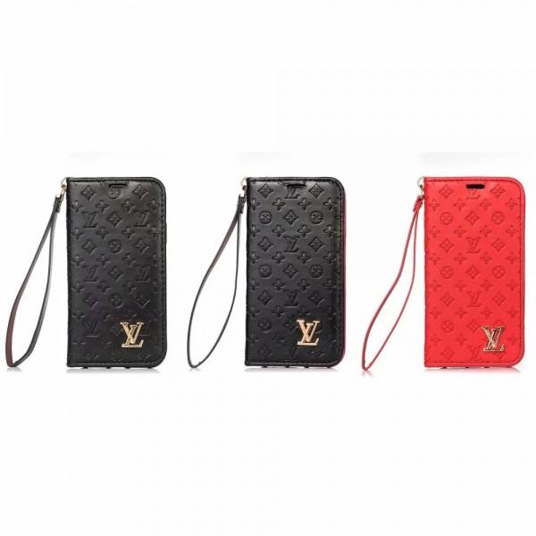 ルイ ヴィトン/LV iphone 11/11 Pro Max/SE2ケース ブランドルイヴィトン iphone Xs/Xr/Xs Max スマホケース 手帳型 ストラップ付き モノグラム