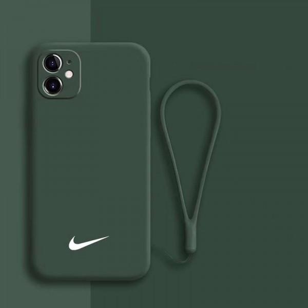 ナイキ/Nike iphone 13/12mini/12pro/12pro maxケース アイフォンXs/X/SE2/8/7 Plusケース 男女兼用 ペアお揃い 人気ブランド iphone Xs/11/11 Pro/11 Pro Maxケース おまけつき 大人気 レディース メンズ