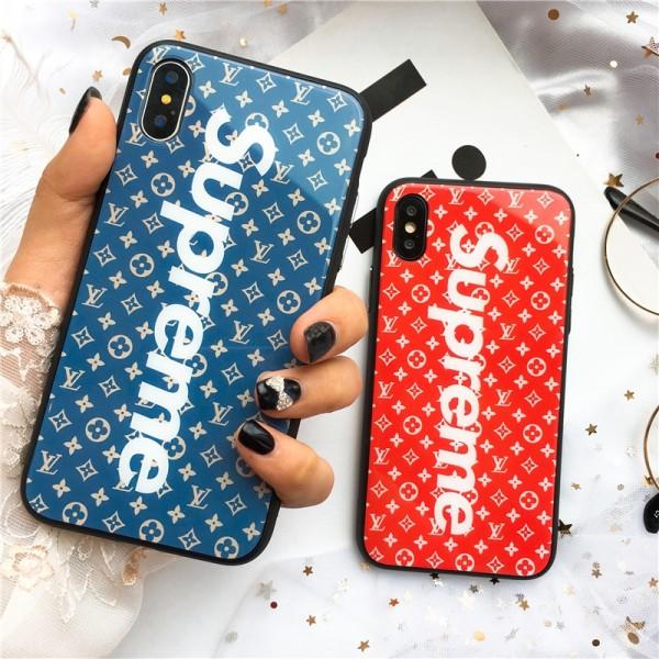 シュプリーム/Supreme iPhone 13/12 mini/12pro/12 pro max/11 Pro Maxケース lv コラボxperia 1/5/8 1/10 iiケース ルイヴィトンGalaxy s20/s10/s9 plusケース iphone x/8/SE2/7スマホケース ブランド Iphone6/6s Plusカバー ジャケット