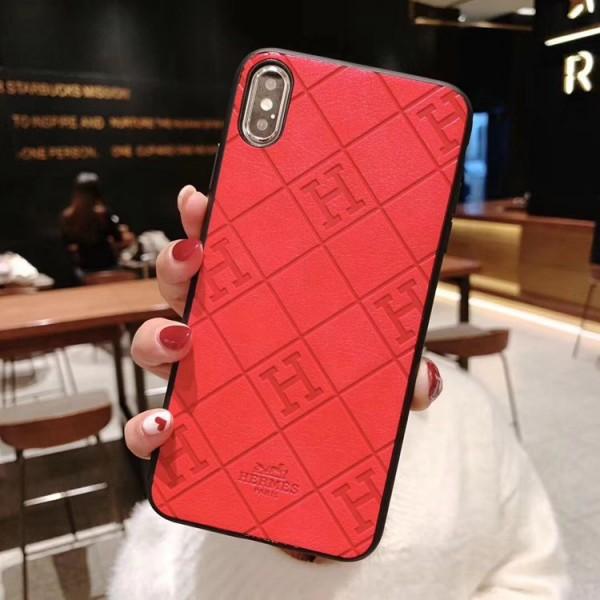 エルメス/Hermes iphone 11pro/xr/xs maxケース ブランド シンプルGalaxy s20/s10+/s9 plusケース iphoneテン/x/se2ケース高品質 アイフォン 12/12 proカバーお洒落 ファッション