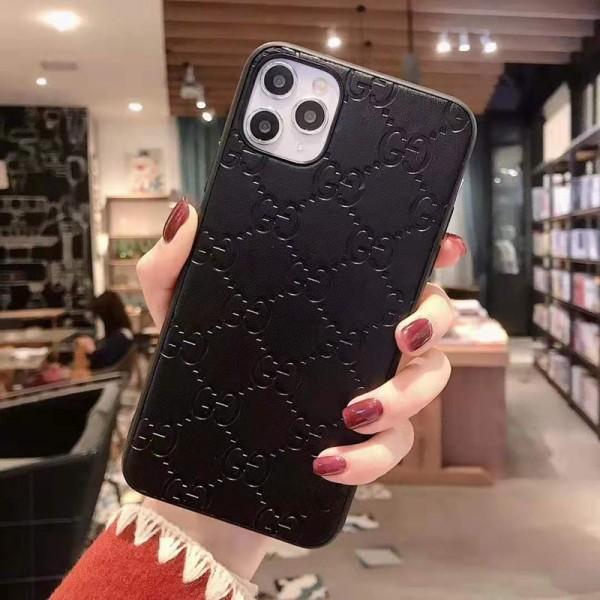 グッチ iphone12/12mini/12pro/12pro maxケース ブランドgalaxy note20ケース オシャレ人気 Galaxy s20/note10/s9 plusケース 男女兼用 アイフォン se2/x/8/7 plusジャケットケースオシャレ大人気