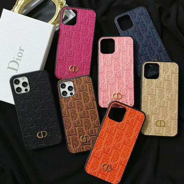 Dior/ディオール ブランド iphone12/12mini/12pro/12pro maxケース かわいいペアお揃い アイフォン iphone 11/se2/xs/x/8/7ケースブランドモノグラム iphone12mini/12proケース ブランド