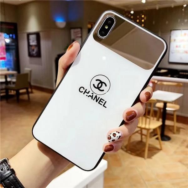 Chanel/シャネル 女性向け iphone12/12mini/12pro/12pro maxケースアイフォンiphone xs/x/8/7 plus/se2ケース ファッション経典 おまけつきアイフォン12カバー レディース バッグ型 ブランド