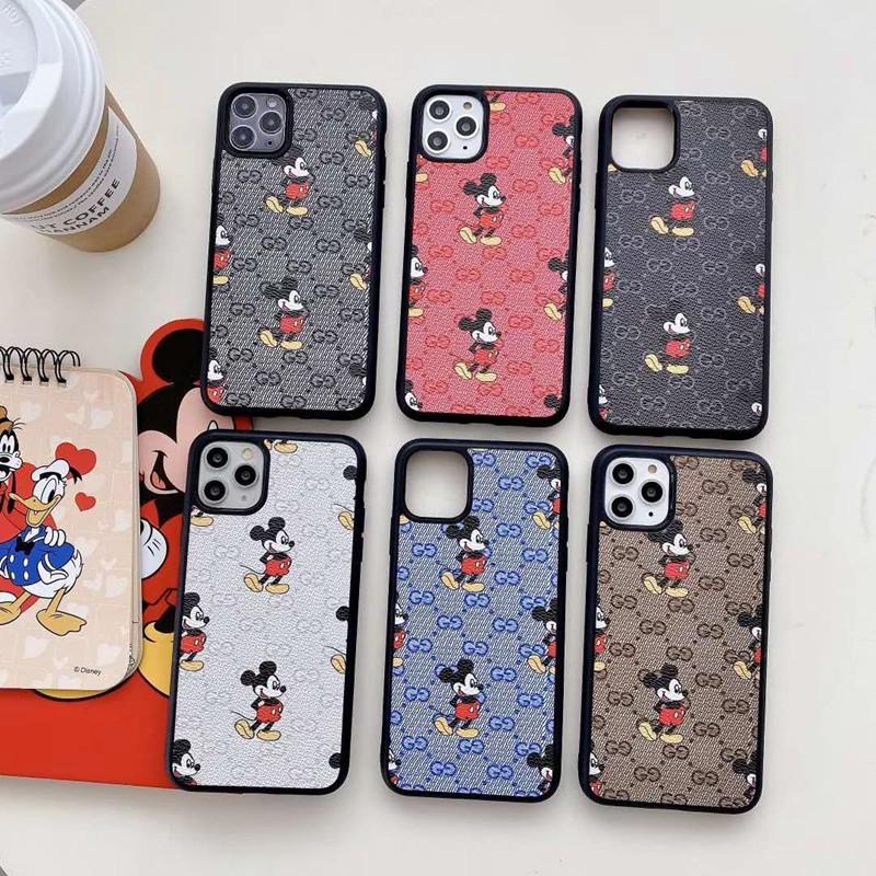 ディズニー/Disney ブランド iphone 12/11 Pro Max/Xs Max/xrケース グッチ/Gucci galaxy S20/Note10/S10/S9 Plusケース ジャケットアイフォン12カバー レディース バッグ型 ブランド